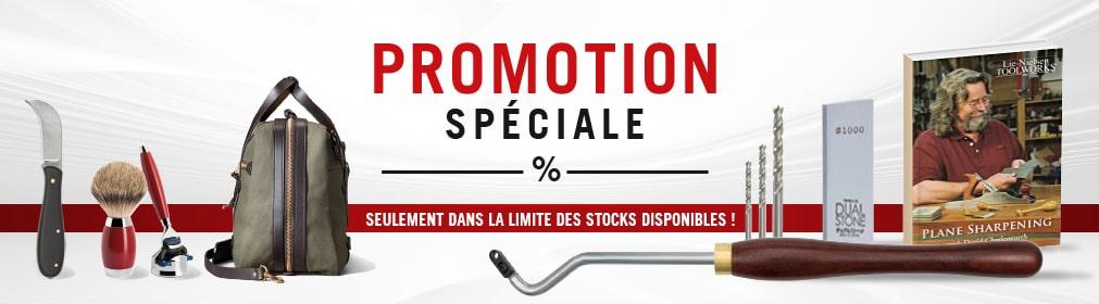 Dictum promotion spéciale
