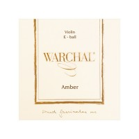 Warchal Amber String, Violin 4/4, E Ball End