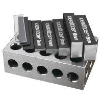 Veritas Metric Set-Up Blocks, 9-Piece Set