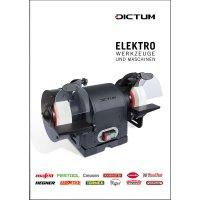 Catalogue Outils Électriques 2018/2019 (Version allemande)