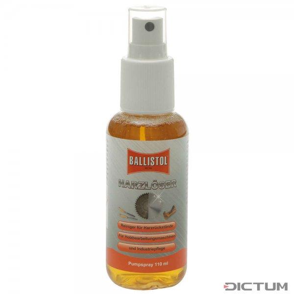 Ballistol Resin Solvent Pump-Spray, 110 ml