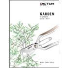 Dictum Garden Tools 2016/2017 Cover