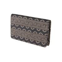 Business Card Case, Arabesque Ornament