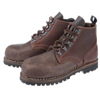 Bertl Safety Boots, Size 46