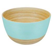 Bamboo Bowl BiMa, Large, Pastel Turquoise