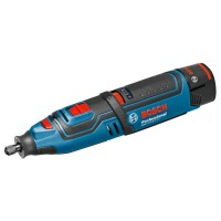 Bosch Outil rotatif sans fil GRO 10,8 V-LI 2 x 2,0 Ah Professional