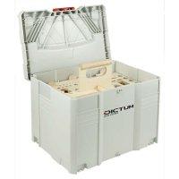 Systainer T-LOC mit DICTUM Werkzeugträger »Schreinerei, Innenausbau« o. Inhalt