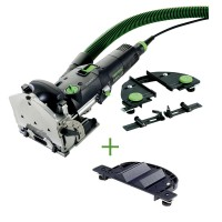 Festool DOMINO Joining-system DF 500 Q-Set + Handrail-fence RA-DF 500/700
