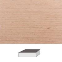 Hêtre commun étuvé, 150 x 60 x 60 mm
