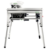 Festool Scies semi-stationnaires PRECISIO CS 70 EB-Set + lame de scie 48 dents