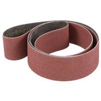 3M Cubitron II Ceramic Grain Abrasive Belt 984F, Grit 80