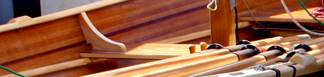 Workshop impressions - Boatbuilding: Canadian Canoe