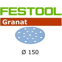 Festool Sanding Discs STF D150/16 P120 GR/10