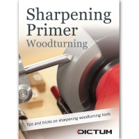 DICTUM Sharpening Primer Woodturning - English