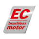 Brushless EC motor