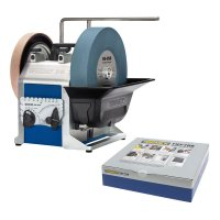 Tormek T-8 for Woodturners with Blackstone and Woodturner's Kit TNT-708