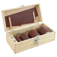 Sanding Drums, 4-Piece Set