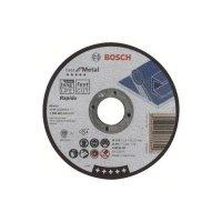 Bosch Rapido Straight Cutting Disc Best for Metall, 115 mm