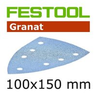 Festool Abrasifs STF Delta/7 P 120 GR/10