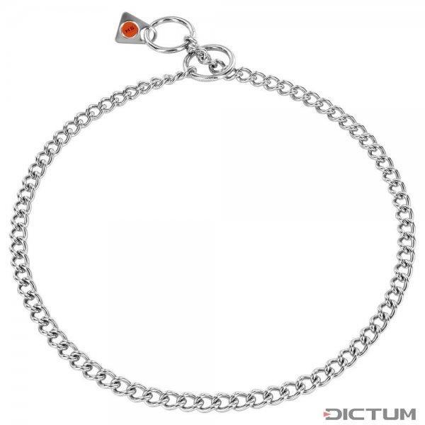 2毫米不锈钢项链,30厘米。