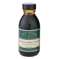 Vernis Old Wood Classical Amber, 125 ml