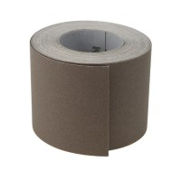 Klingspor Abrasive Cloth, Roll, Grit 80