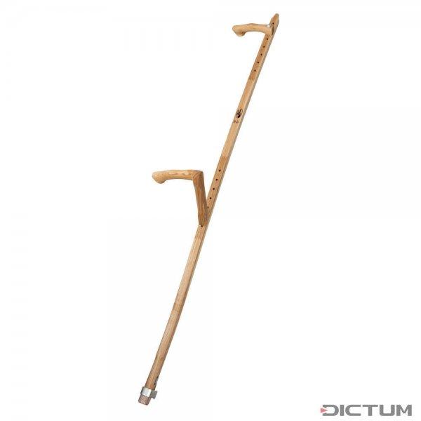 Schröckenfux木制镰刀投掷臂,1-2号,小号。