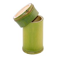 "Bamboo Oil Pot ""Aburatsubo"""