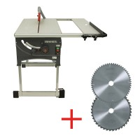 SPECIAL OFFER: ERIKA 85 Ec + Extension/ Routertable, 2 Rails, 2 extra saw blades