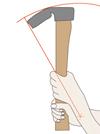 Pic 2: Schwungkurve Dechsel