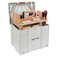 """Systainer T-LOC,带DICTUM工具架""""细木工,室内配件""""。"""