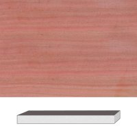 Pink Ivory, 380 x 38 x 38 mm