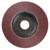 Disque abrasif à lamelles Klingspor, 125 mm, grain 40