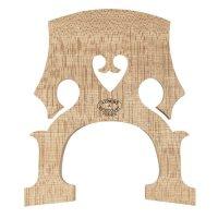 Aubert Steg Mirecourt Nr. 16 Französisch, roh, härtebehandelt, Cello 4/4, 90 mm