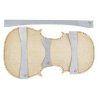 Herdim Arching Templates, 4-Piece Set, Back, Violin, Strad Mediceo 1727
