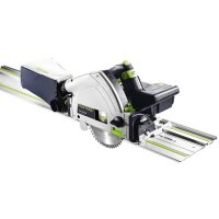 Festool Cordless Plunge Saw TSC 55 Li 5.2 REB-Set-FS