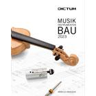 Dictum Musik-Instrumentenbau Katalog Cover