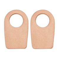 Otoro Leather Protection Paddings, 2-Piece Set
