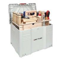 Systainer T-LOC mit DICTUM Werkzeugträger »Schreinerei, Innenausbau«