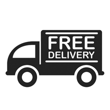Free express shipping within Germany