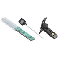 DMT Diafold Magna-Guide Sharpening System, 3-Piece Set