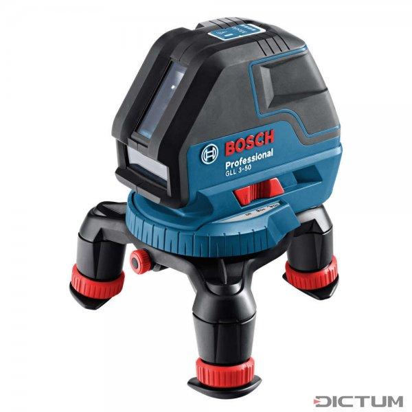 Livella laser a linee Bosch GLL 3-50 Professional