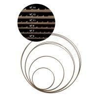 Pégas Feinschnitt-Sägeband Nr. 12, 2375 x 2 mm, ZT 2,85 mm