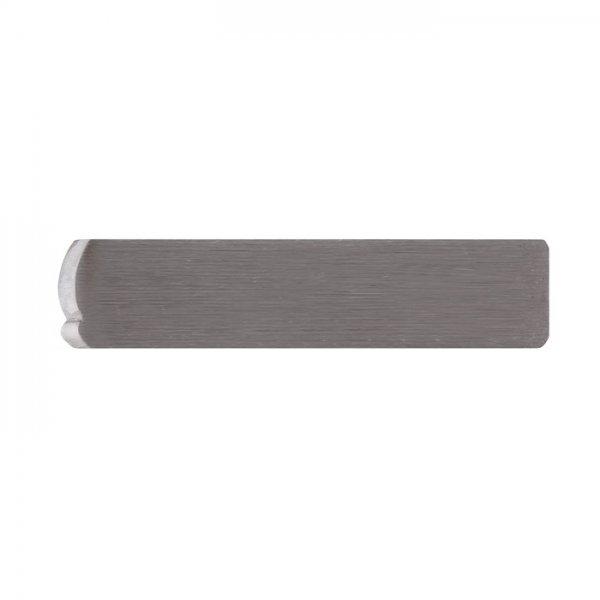 Запасное железко для фасонного рубанка, вогнутое