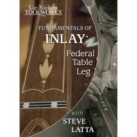Fundamentals of Inlay: Federal Table Leg