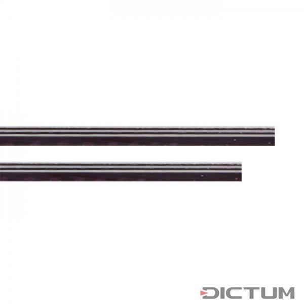 Randeinlagen, ABS, 2-teiliger Satz, 3,0 x 5,5 mm