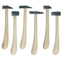Mini-marteaux, 6 pièces