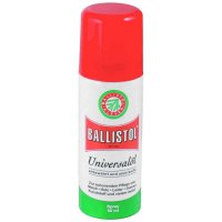 Ballistol All-purpose Oil, Spray Can, 50 ml