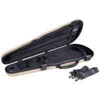 Jakob Winter Shaped Case, Violin 4/4, Natural