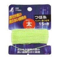 Cordeau de rechange en coton pour ficelle à tracer à l'encre Shinwa, mini